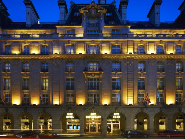 The Ritz London Exterior View