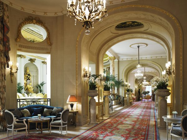 The Ritz London Interior