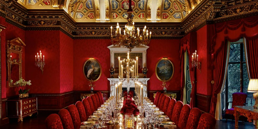 The Ritz London Private Dining