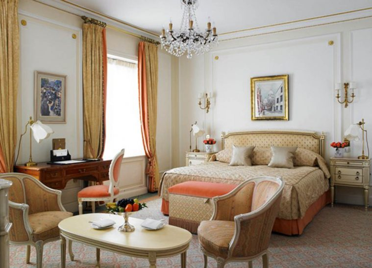 The Ritz London Superior Suite King Twin