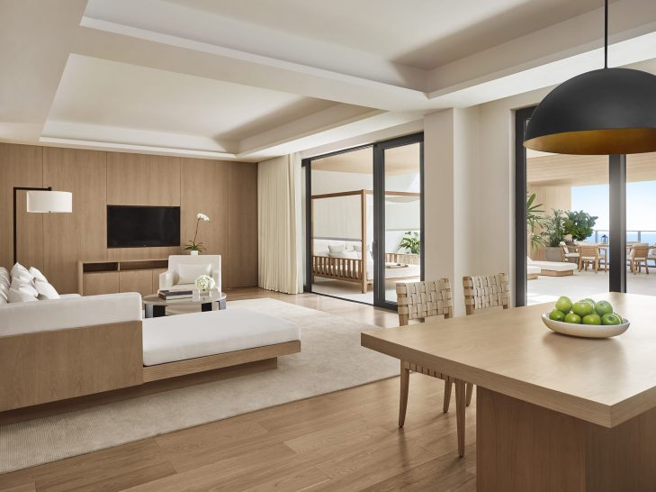 The Sanya EDITION Family Suite