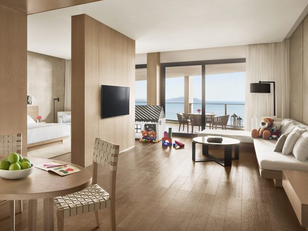 The Sanya EDITION Junior Family Ocean Front Suite