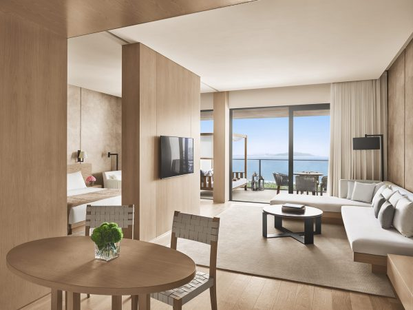 The Sanya EDITION Ocean View Suite