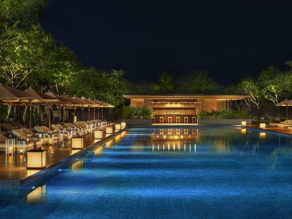 The Sanya EDITION Pool Bar