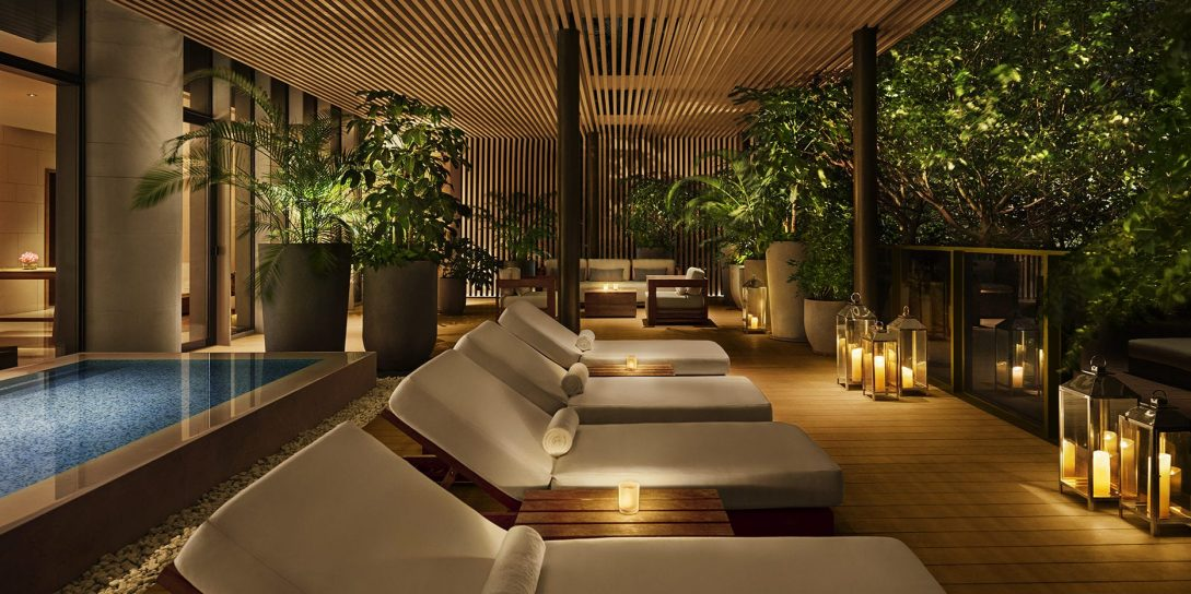 The Sanya EDITION Spa