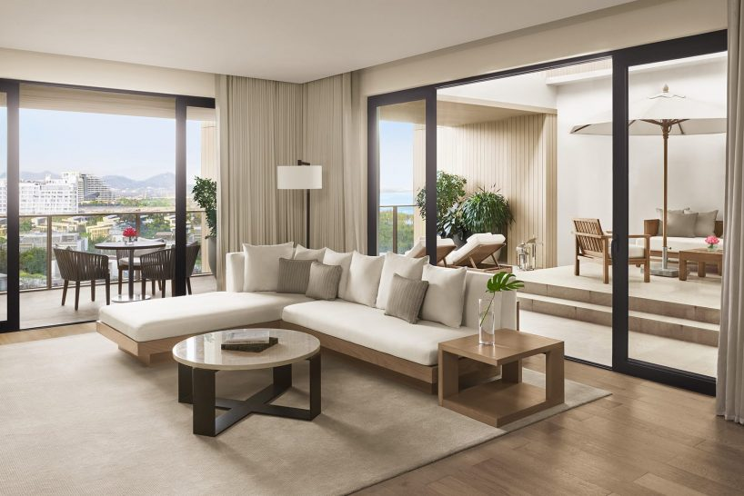 The Sanya EDITION Terrace Suite