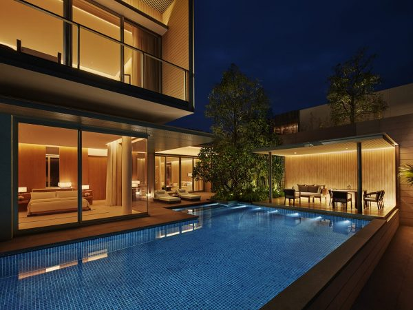 The Sanya EDITION Three Bedroom Villa