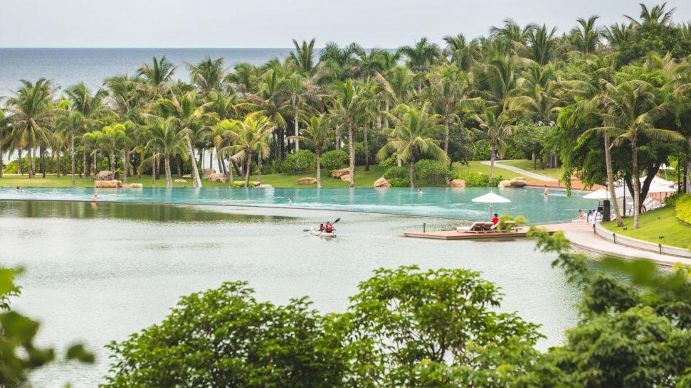 The Sanya Edition Ocean Pool