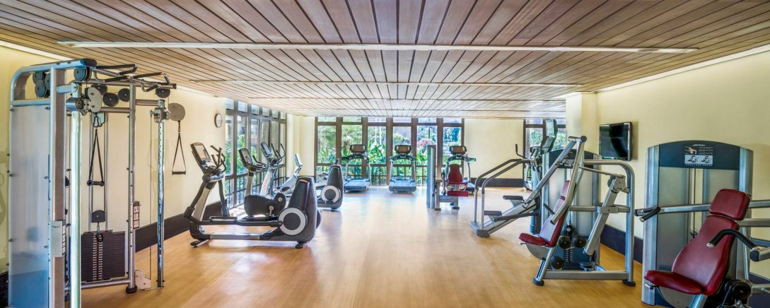 The St. Regis Sanya Yalong Bay Resort Gym