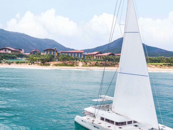 The St. Regis Sanya Yalong Bay Resort Yalong Bay Yacht Club