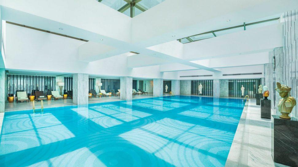 The St. Regis Shanghai Jingan Indoor Pool