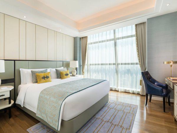 The St. Regis Shanghai Jingan Metropolitan Suite