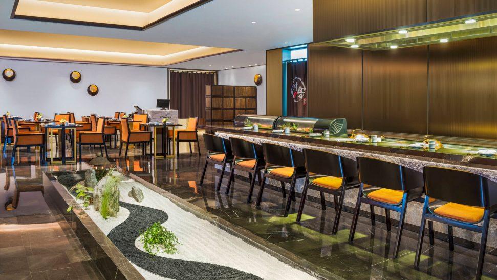 The St. Regis Shanghai Jingan Seki Tei