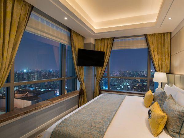 The St. Regis Shanghai Jingan St. Regis Suite