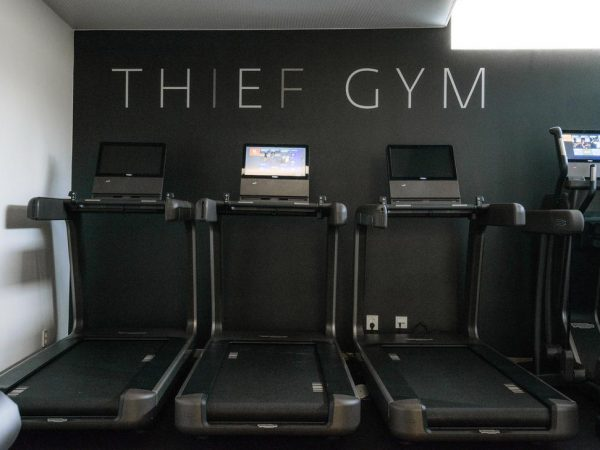 The Theif Gym
