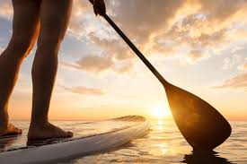 The Theif Stand Up Paddle Board