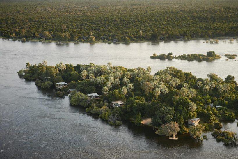 Victoria Falls River Lodge Overview