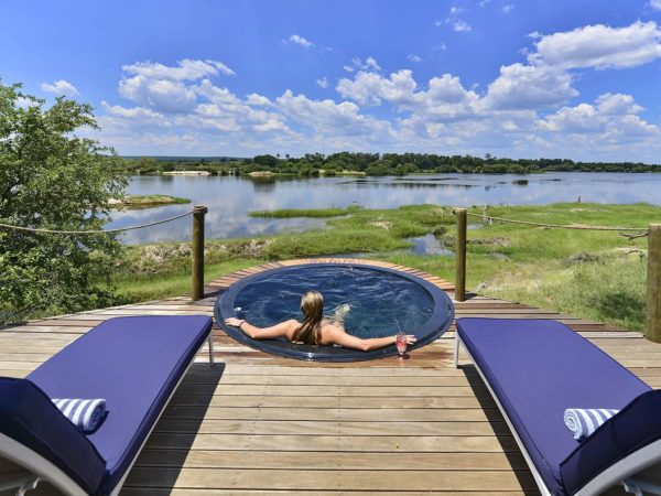 Victoria Falls River Lodge Pool