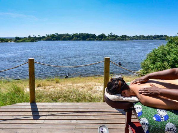 Victoria Falls River Lodge Spa Massage