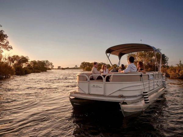 Victoria Falls River Lodge Zambezi River Cruise