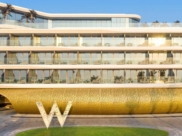 W Dubai The Palm Front