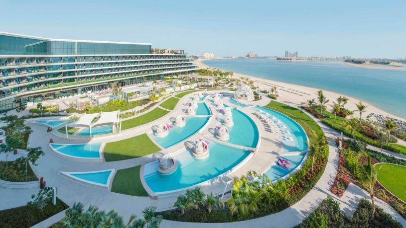 W Dubai The Palm Overview