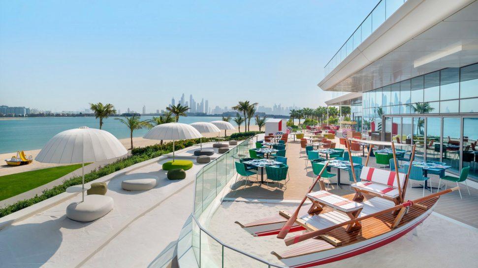 W Dubai The Palm Torno Subito