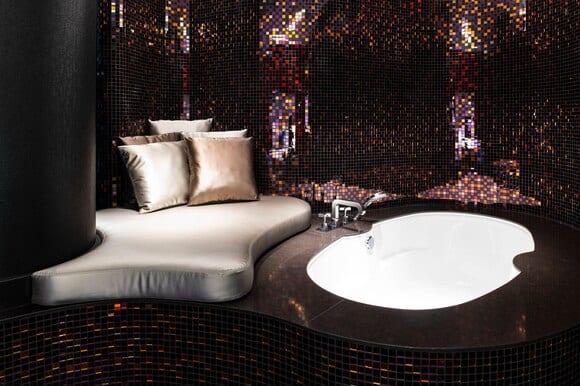 W The Palm Dubai Cool Corner Suite Bathroom