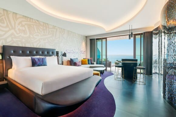 W The Palm Dubai Fabulous King Room
