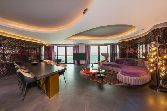 W The Palm Dubai Marvelous Suite