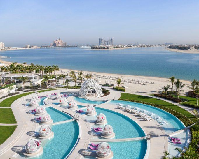 W Dubai The Palm Pool
