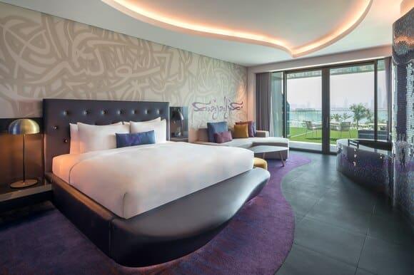 W The Palm Dubai Spectacular King Room