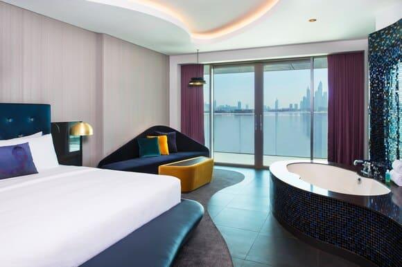 W The Palm Dubai W Suite