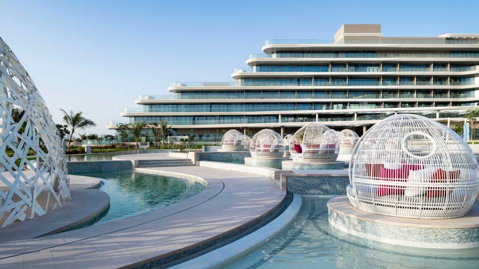 W The Palm Dubai Wet Deck