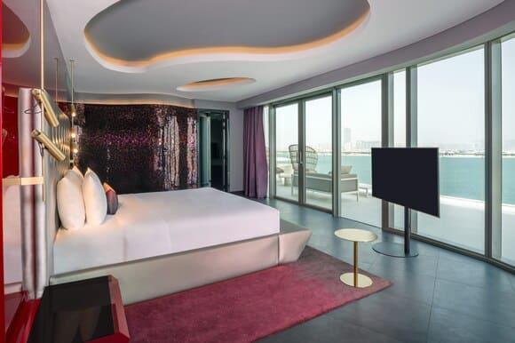 W The Palm Dubai Wow Suite