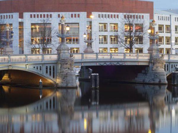 Waldorf Astoria Amsterdam Hotel View