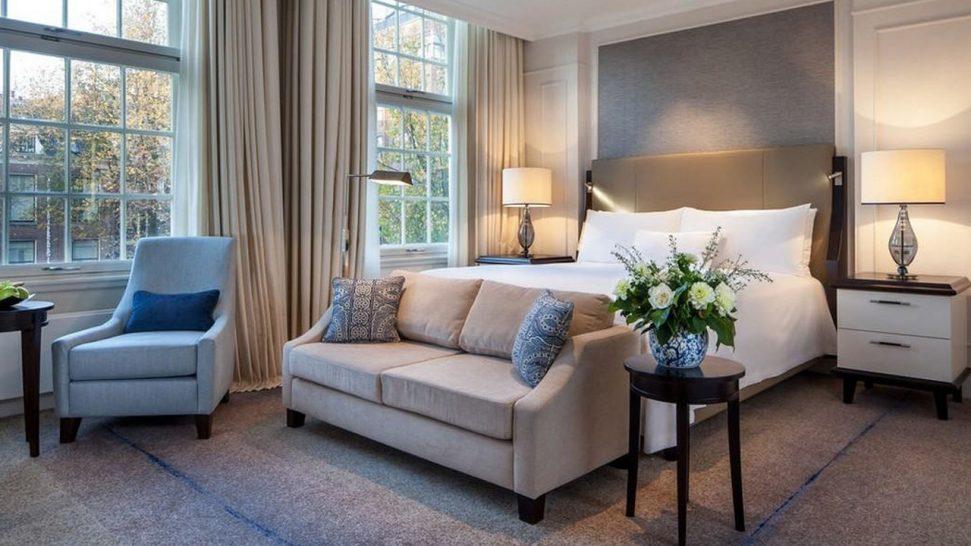 Waldorf Astoria Amsterdam King Superior Plus Room