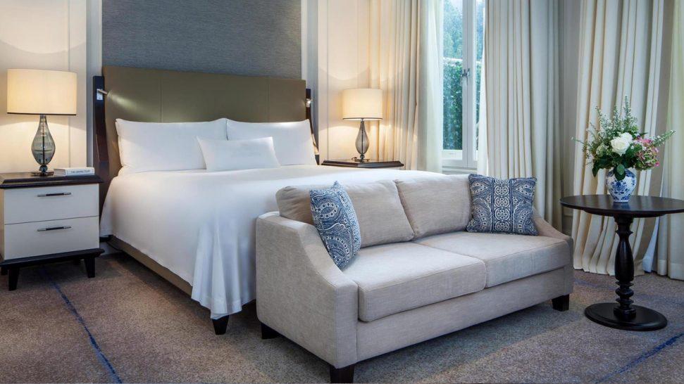 Waldorf Astoria Amsterdam King Superior Room