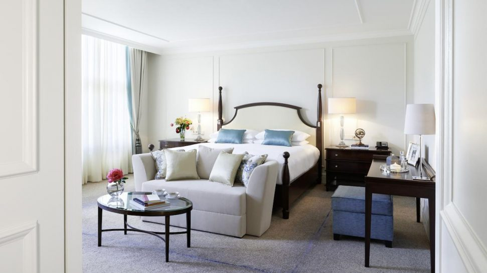 Waldorf Astoria Amsterdam Roell Suite