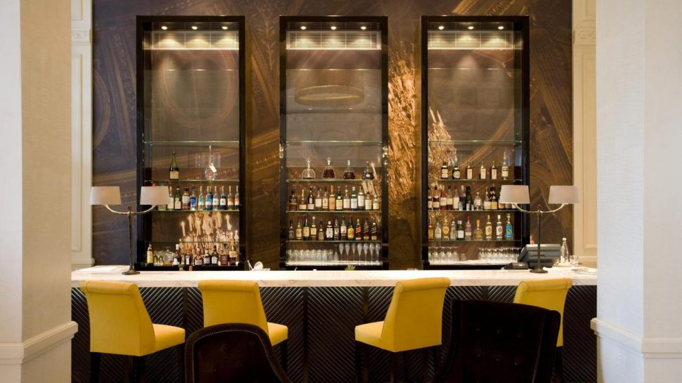 Waldorf Astoria Trianon Palace Versailles Bar Galerie
