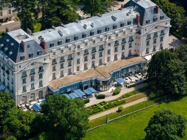Waldorf Astoria Trianon Palace Versailles Exterior