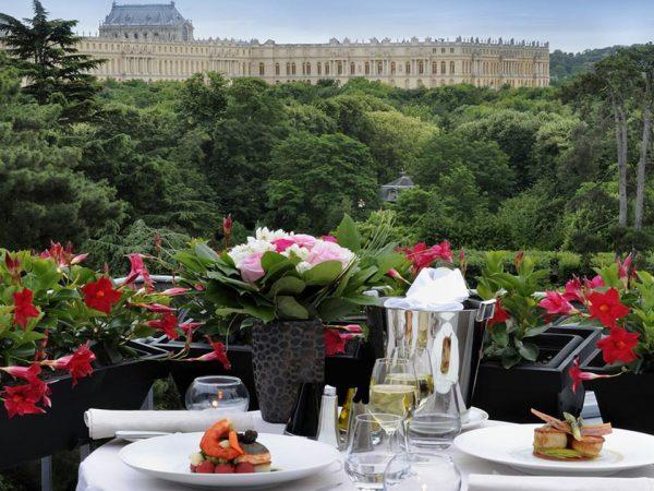 Waldorf Astoria Trianon Palace Versailles Garden