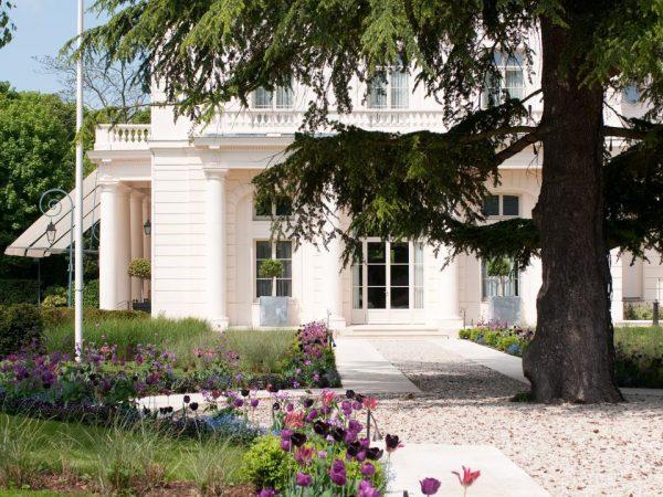 Waldorf Astoria Trianon Palace Versailles Garden View