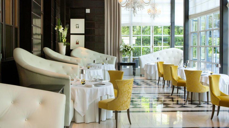 Waldorf Astoria Trianon Palace Versailles Gordon Ramsay Au Trianon