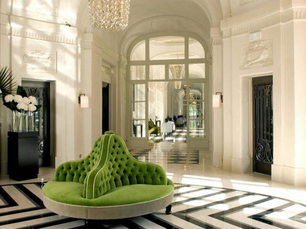 Waldorf Astoria Trianon Palace Versailles Interior