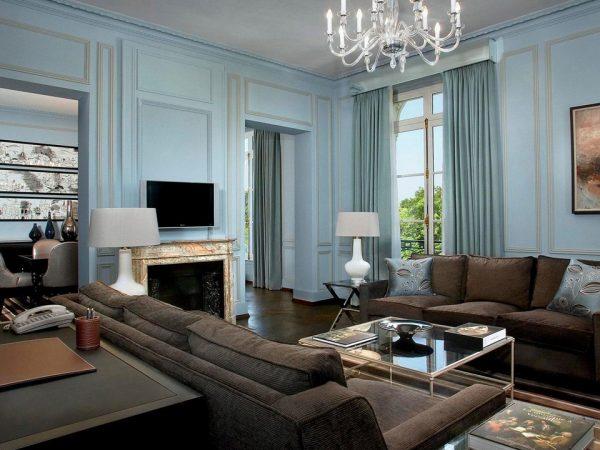 Waldorf Astoria Trianon Palace Versailles King Versailles Suite