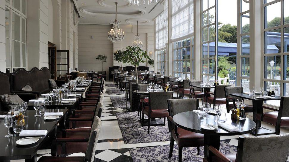 Waldorf Astoria Trianon Palace Versailles La Veranda by Gordon Ramsay