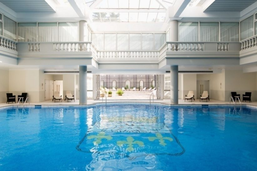 Waldorf Astoria Trianon Palace Versailles Pool