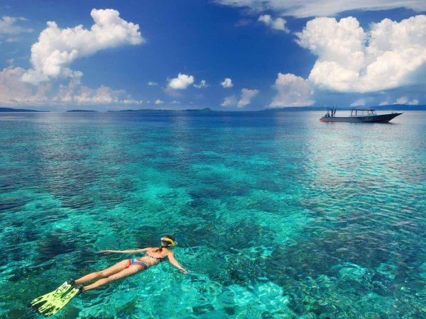 Ayana Lako dia Snorkeling