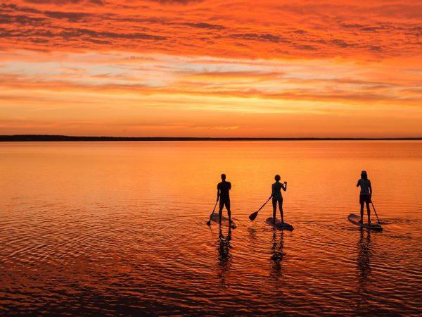 AYANA Lako dia Stand Up Paddleboard & Kayak